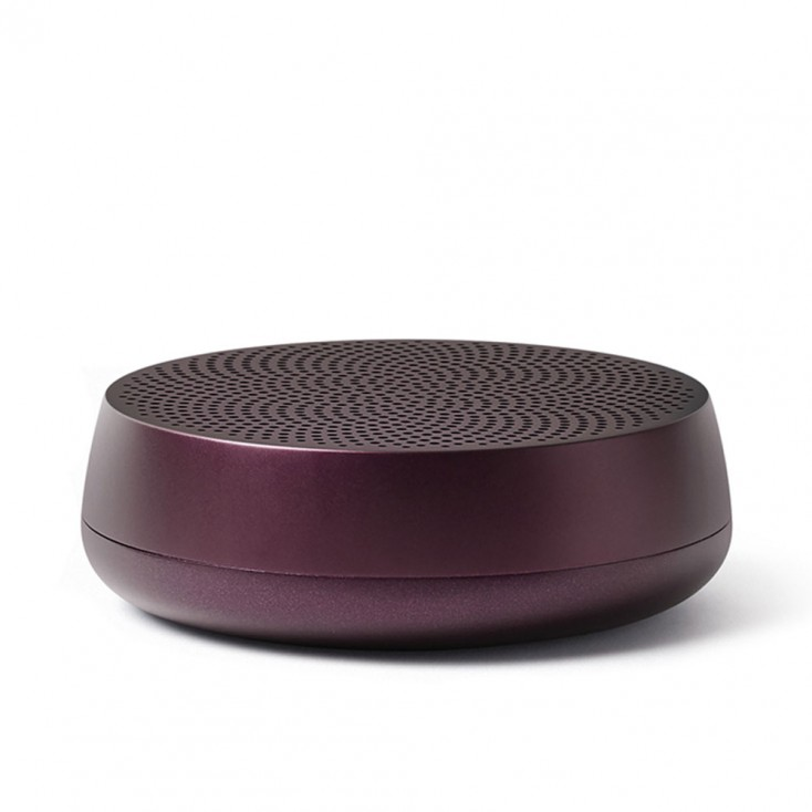 Lexon MINO L Pairable Bluetooth Speaker - Dark Red