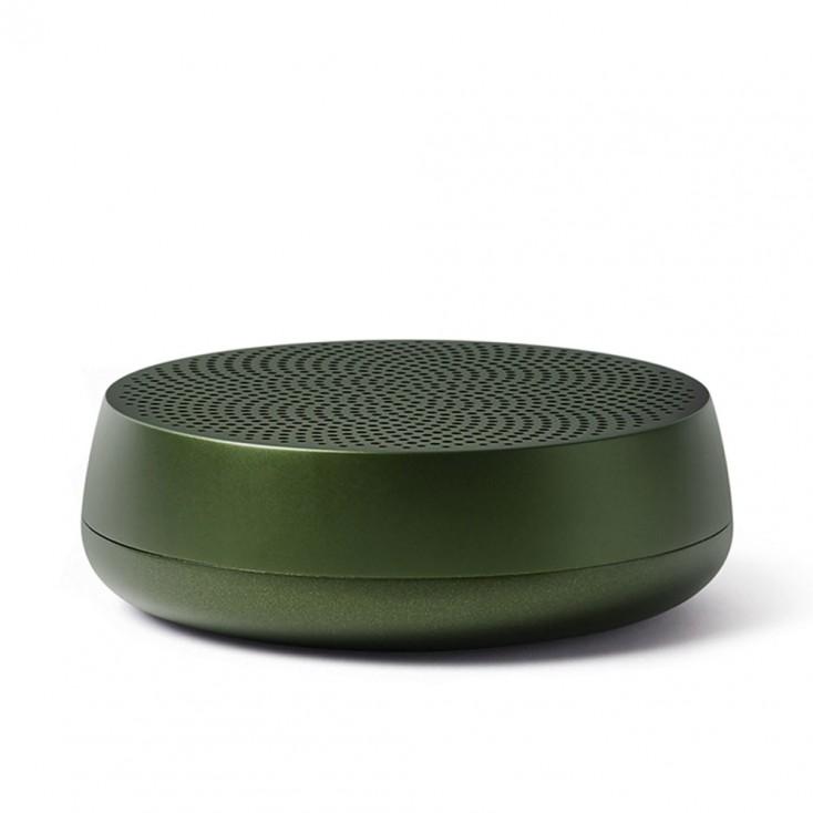 Lexon MINO L Pairable Bluetooth Speaker - Dark Green