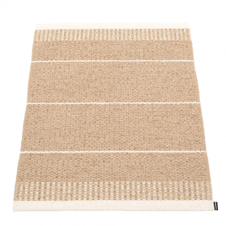 Pappelina Belle Small Mat - Biscuit