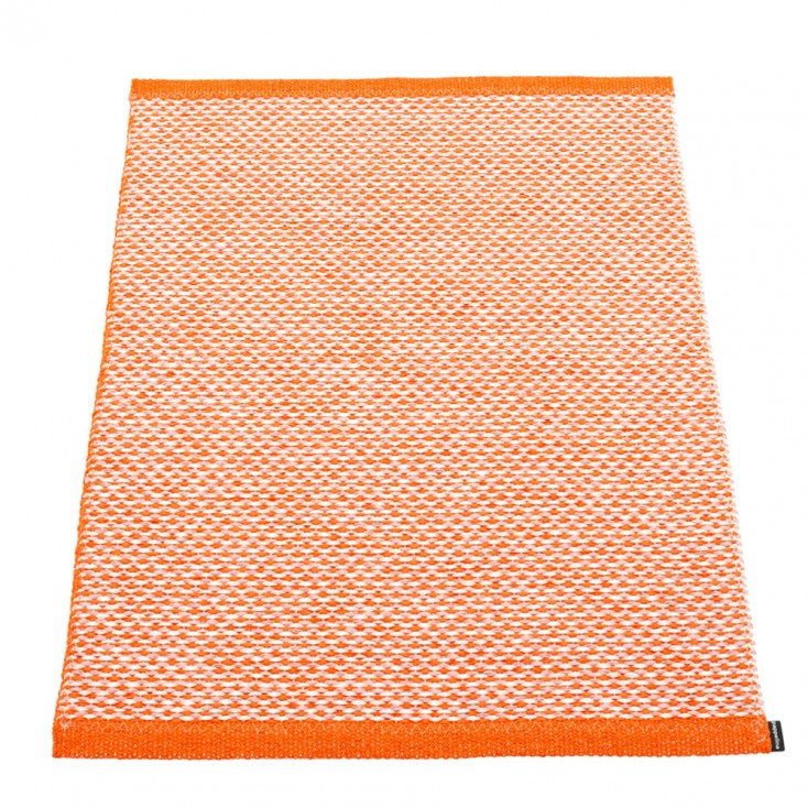 Pappelina Effi Small Mat - Orange
