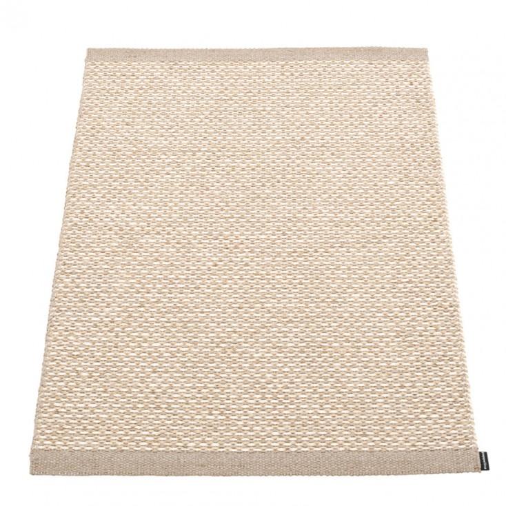 Pappelina Effi Small Mat - Mud