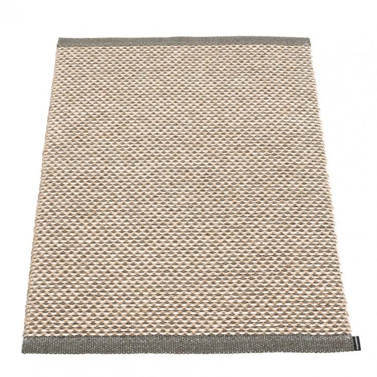 Pappelina Effi Small Mat - Charcoal
