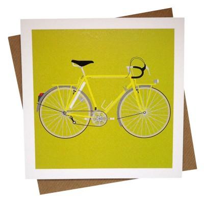 Mustard Tourer Greeting Card