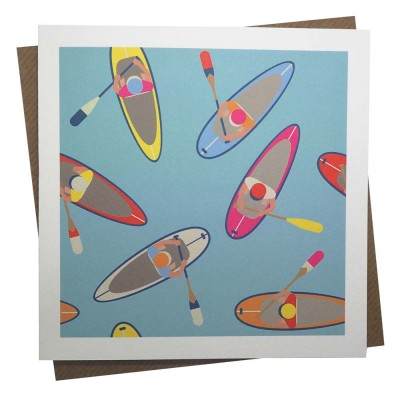 What's SUP Greeting Card