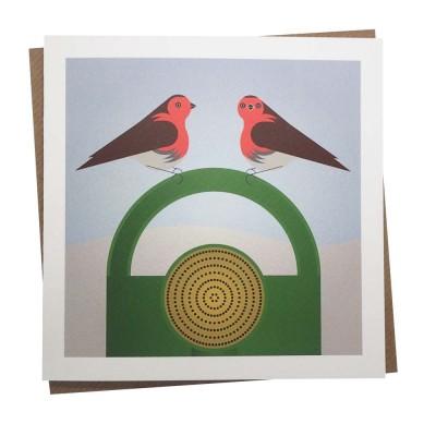 Garden Helpers Greeting Card