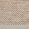 Pappelina Effi Large Rug Warm Grey - Detail