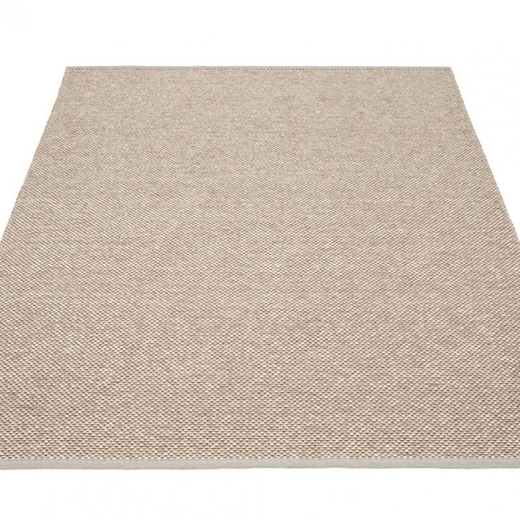 Pappelina Effi Large Rug - Warm Grey