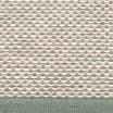 Pappelina Effi Large Rug Army - Detail