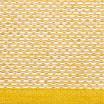 Pappelina Effi Large Rug Mustard - Detail