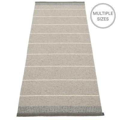 Pappelina Belle Runner - Concrete 85 x 200 cm