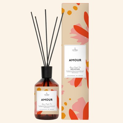 Hotel Amour Reed Diffuser - The Gift Label