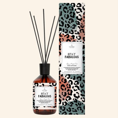 Stay Fabulous Reed Diffuser - The Gift Label