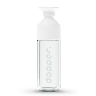 Dopper Glass Insulated Bottle - 450 ml
