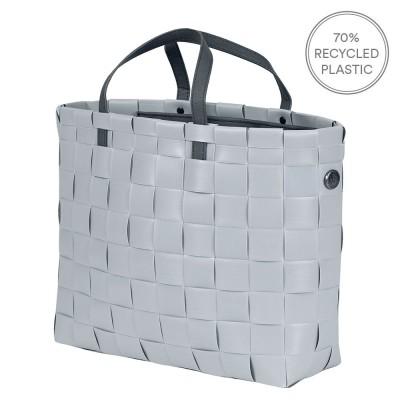 Handed By Petite Shopper - Steel Grey