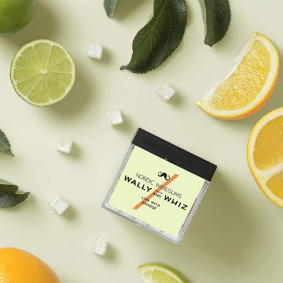 Wally & Whiz Nordic Wine Gums - Lime & Orange