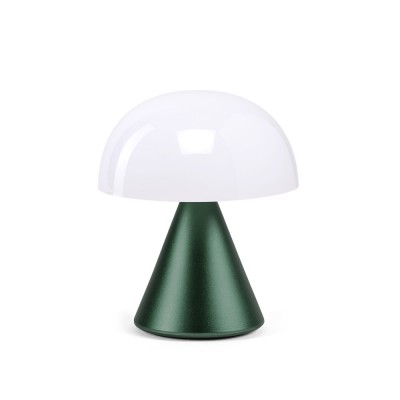 Lexon MINA Portable LED Light - Dark Green