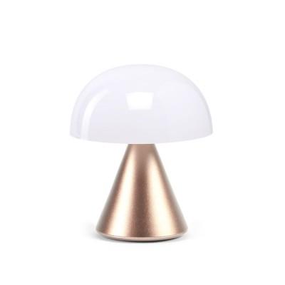 Lexon MINA Portable LED Light - Soft Gold