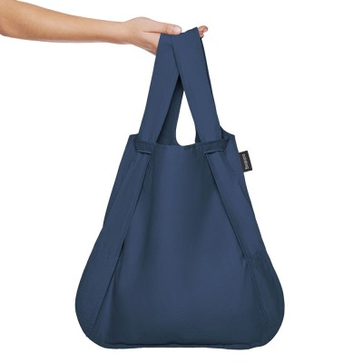 Notabag Transforming Tote - Navy Blue