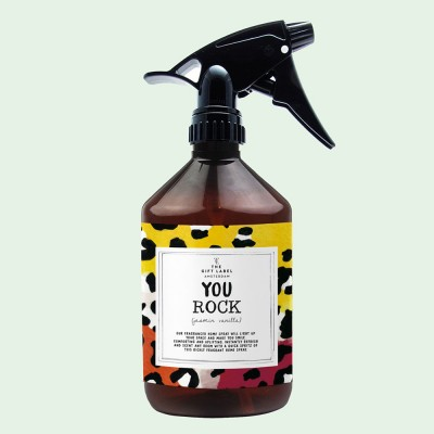 You Rock Jasmine Home Spray - The Gift Label