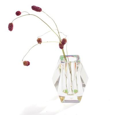 Fundamental Berlin Regenbogen Crystal Vase - Small