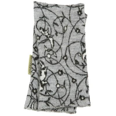 Edursdotter Felted Wool Wristwarmers - Isfahan Grey