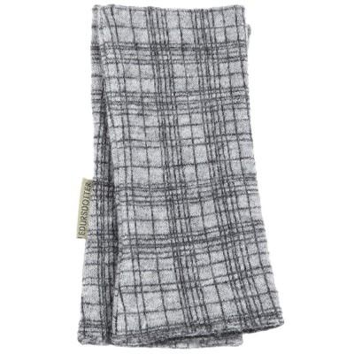 Edursdotter Felted Wool Wristwarmers - Ruta Grey