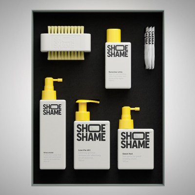Shoe Shame Ultimate Sneaker Maintenance Kit