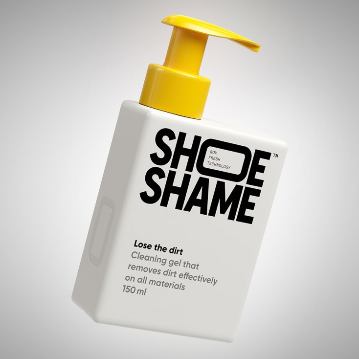 Shoe Shame Lose The Dirt Kit