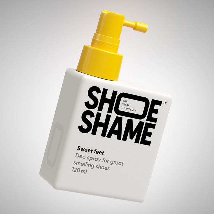 Shoe Shame Sweet Feet