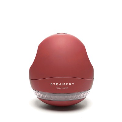 Steamery Pilo Fabric Shaver- Burgundy