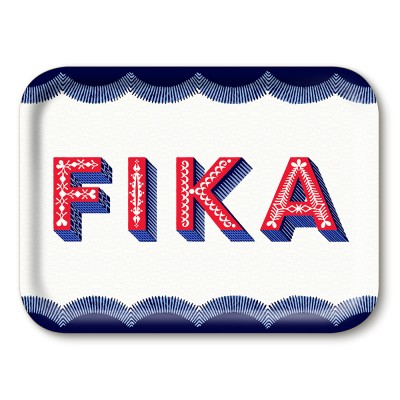 Asta Barrington Fika Small Tray By Jamida