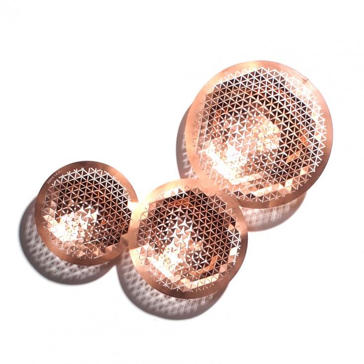 Fundamental Berlin Push Trio Bowl - Copper