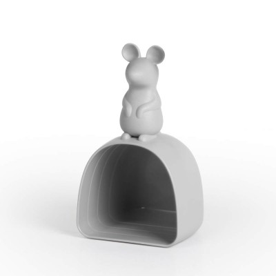 Qualy Lucky Mouse Rice Scoop
