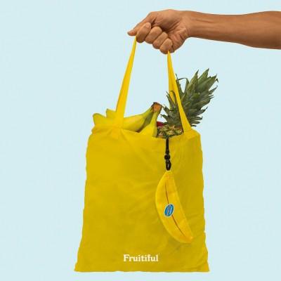 Fruitiful Banana Shopping Bag