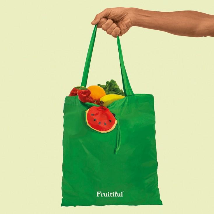 Fruitiful Watermelon Shopping Bag