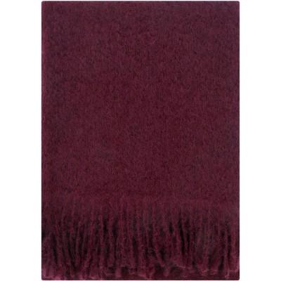 Lapuan Kankurit Saaga Uni Mohair Blanket - Bordeaux