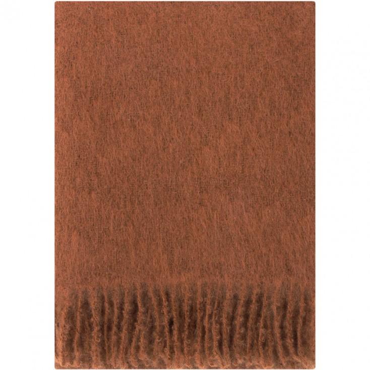 Lapuan Kankurit Saaga Uni Mohair Blanket - Cinnamon