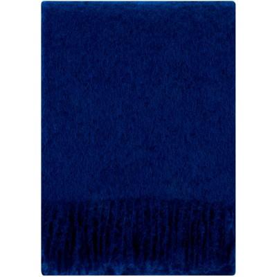 Lapuan Kankurit Saaga Uni Mohair Blanket - Blueberry