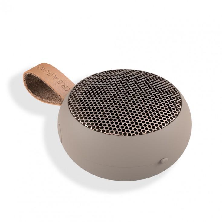 Kreafunk aGo Bluetooth Speaker - Ivory Sand