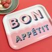Asta Barrington Bon Appétit Medium Tray By Jamida
