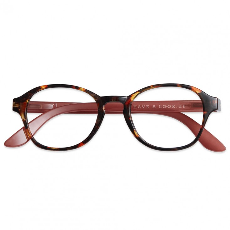 Have A Look Reading Glasses - Circle - Horn & Wine