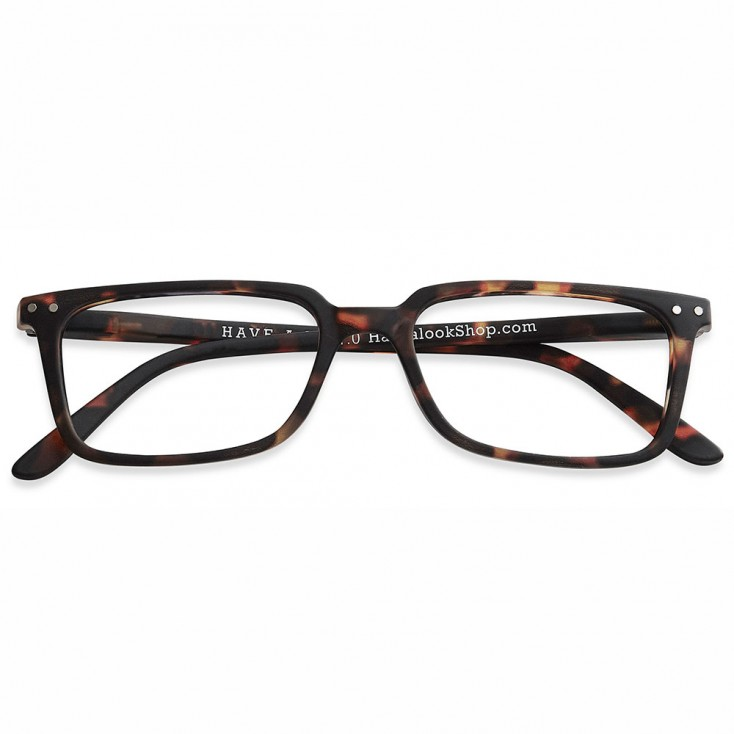 Have A Look Reading Glasses - Classic - Tortoise