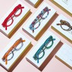 Have A Look Reading Glasses - Circle Twist - Red