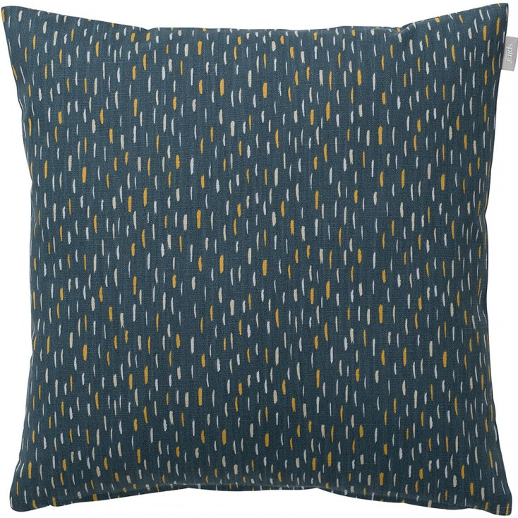Spira of Sweden Art Cushion Cover - Blue