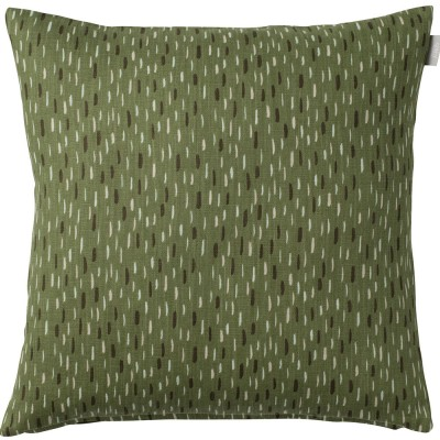 Spira of Sweden Art Cushion Cover - Green