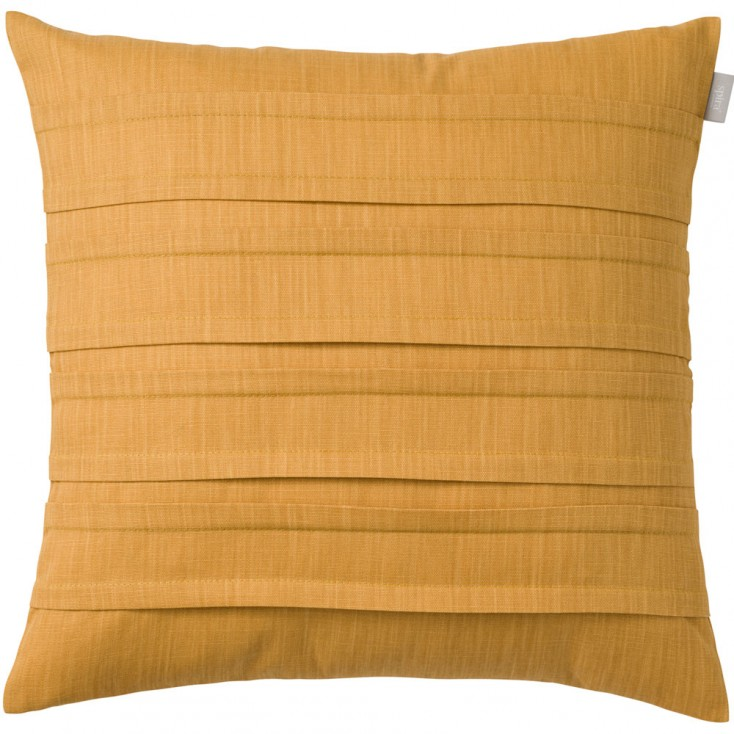 Spira of Sweden Pleat Cushion Cover - Honey