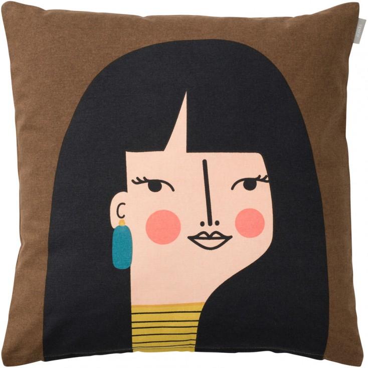 Spira of Sweden Face Cushion Cover - Naomi