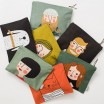Spira of Sweden Zipped Face Pouch Collection