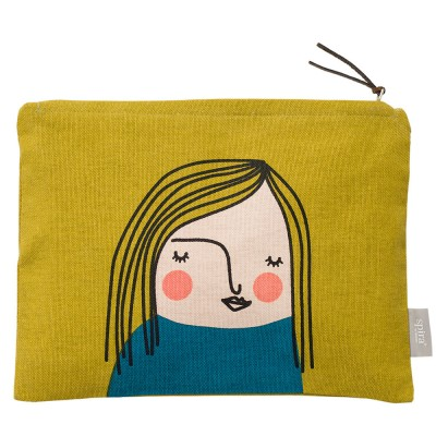 Spira of Sweden Renate Zipped Face Pouch