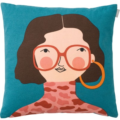 Spira of Sweden Face Cushion Cover - Hedda